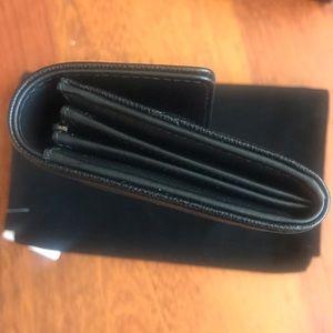 CHANEL Bags - Chanel Gusset Flap Boy Wallet